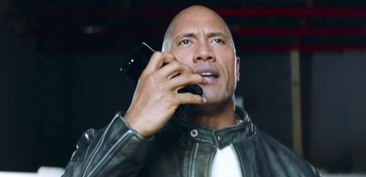 How to use Siri like The Rock.