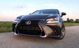 2017 Lexus GS 200t Review - 15
