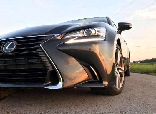 2017 Lexus GS 200t Review - 7