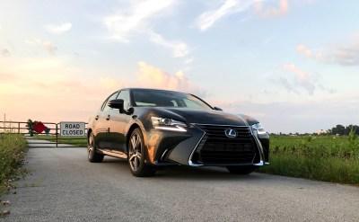 2017 Lexus GS 200t Review - 8