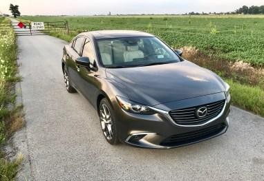 2017 Mazda 6 Review - 15