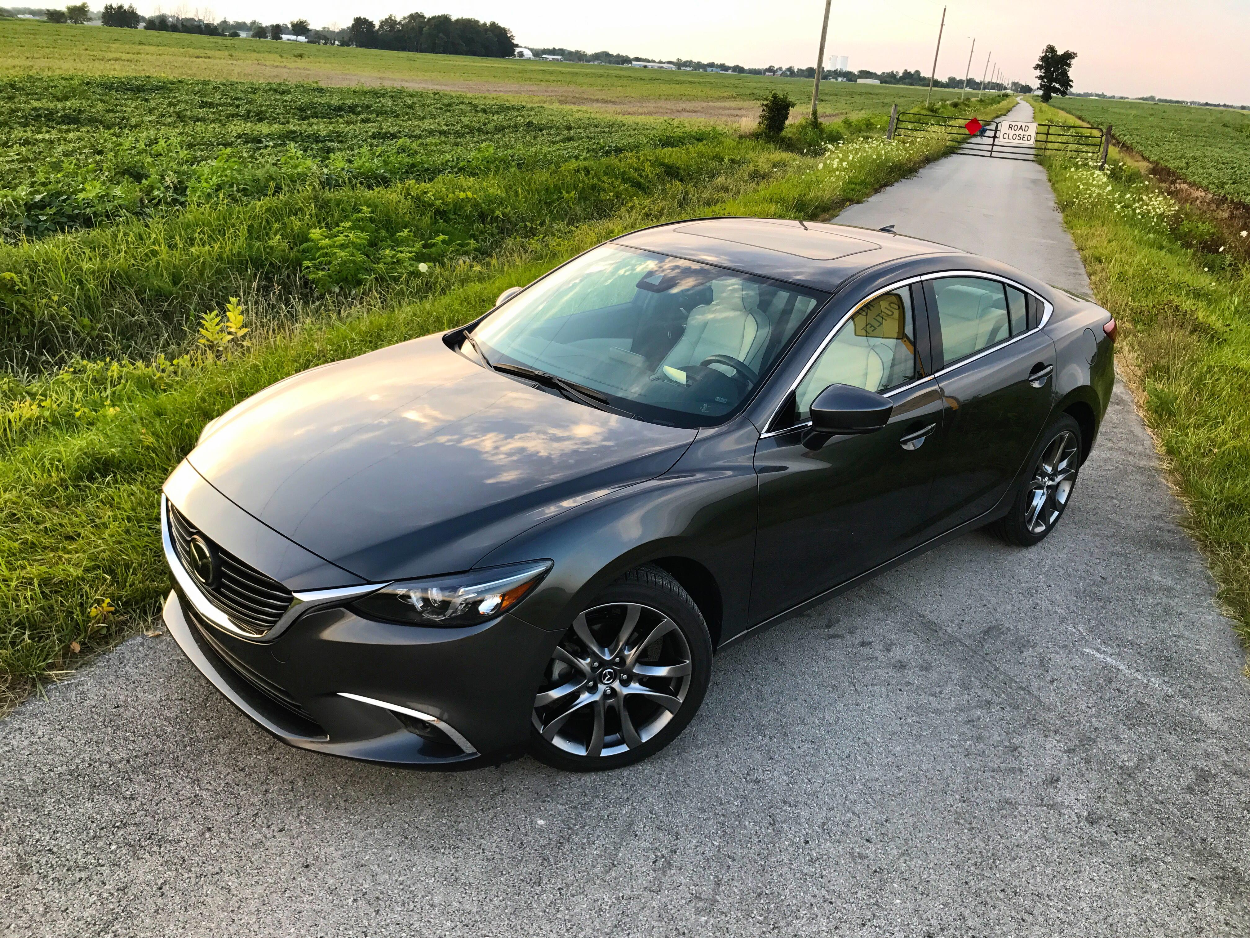 Mazda Review on Mazda Miata Battery