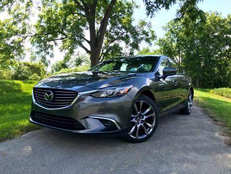 2017 Mazda 6 Review - 25
