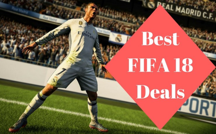 Pre-Order for Massive FIFA 18 Deals