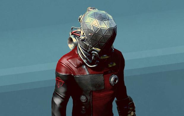 Morgan's Space Suit (Prey): 300 Credits