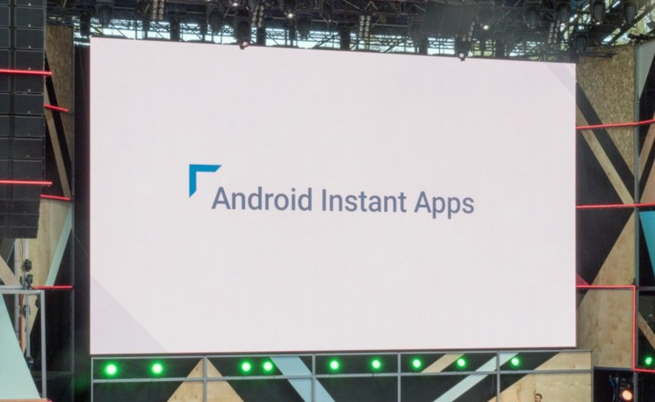 Instant Apps Enabled by Default