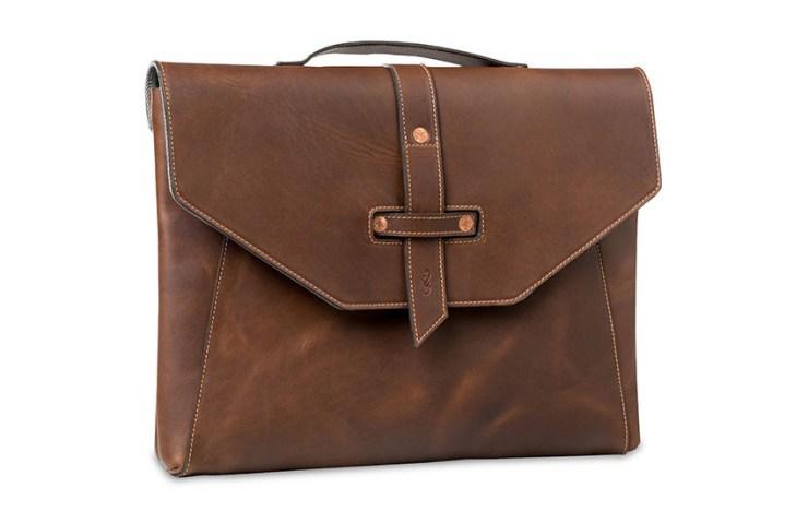 Pad & Quill Valet Luxury Laptop Bag