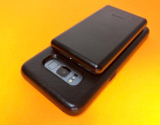 Mophie Charge Force Review Galaxy S8 - 1