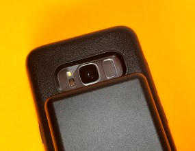 Mophie Charge Force Review Galaxy S8 - 2