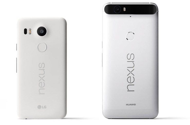 Nexus 6P and Nexus 5X Android Pie: What You Need to Know