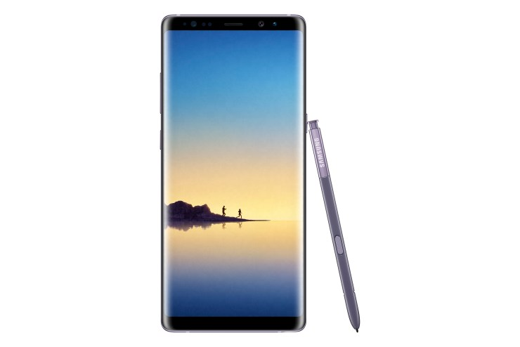 Pre-Order If You Want the Galaxy Note 8 ASAP