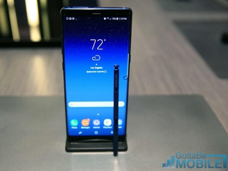 Note 8 vs Galaxy S8+: Price & Release Date