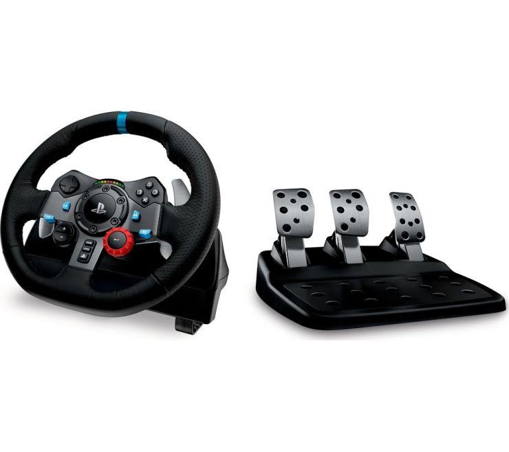 Logitech G29 Driving Force Racing Wheel - $399.99