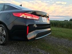 2017 Kia Optima PHEV Review - 2
