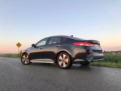 2017 Kia Optima PHEV Review - 21
