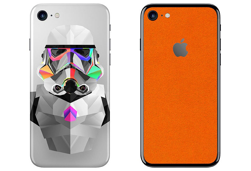 Slickwraps is your go to place for heroes, villains and cool materials.