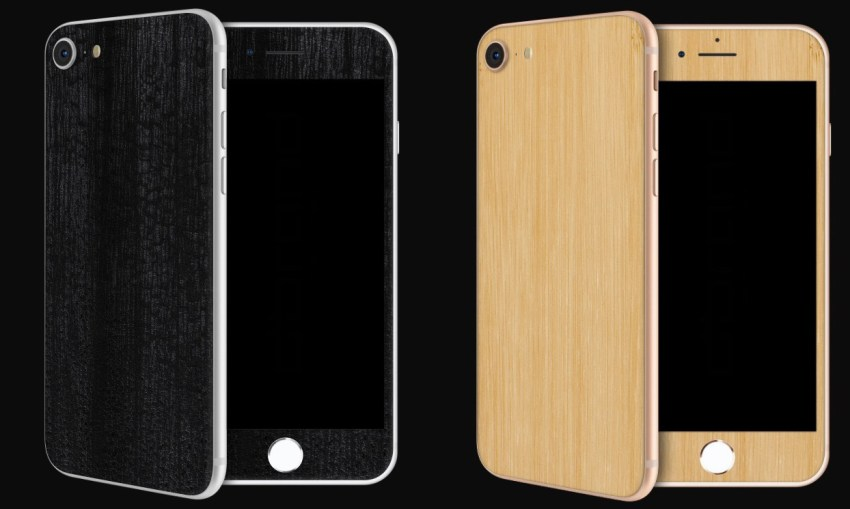 Iphone C Glitter Skin