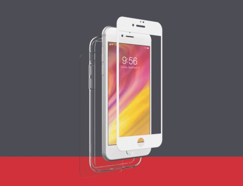 InvisibleShield iPhone 7 and iPhone 8 Screen Protectors