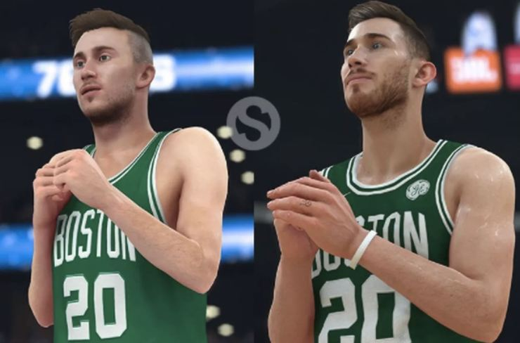 Improved Colors, Better Looking Players