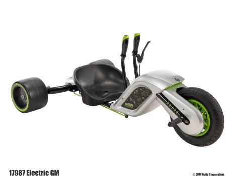 Hottest Toys 2017 - huffy-563001983-green-machine-24v-electric-trike