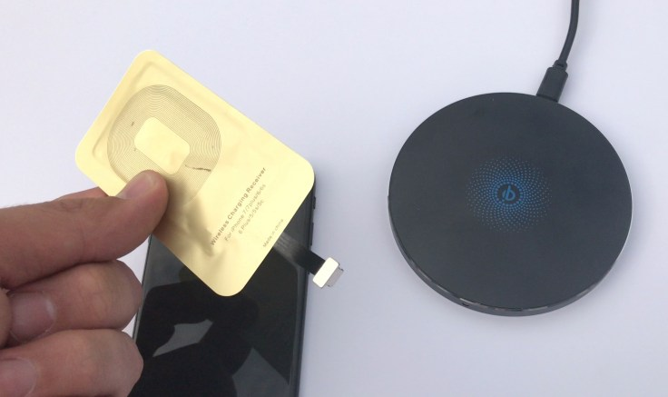 How to add wireless charging to iPhone - 3