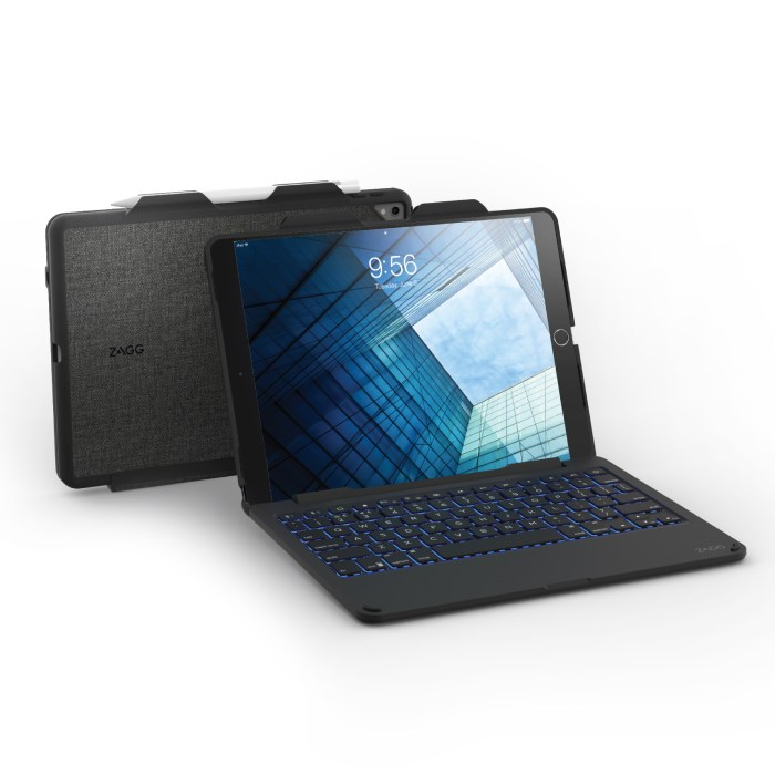Zagg slim book for 10.5 iPad Pro with Keyboard