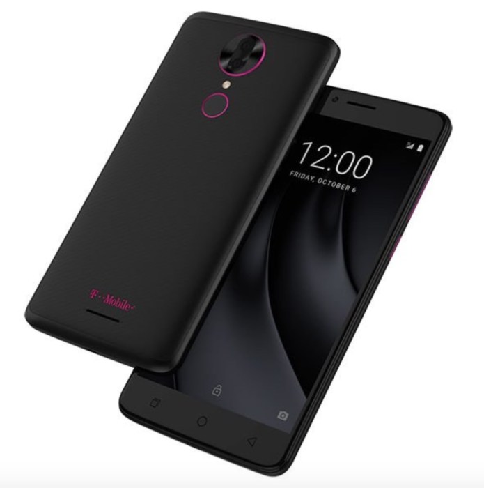 T-Mobile REVVL Plus