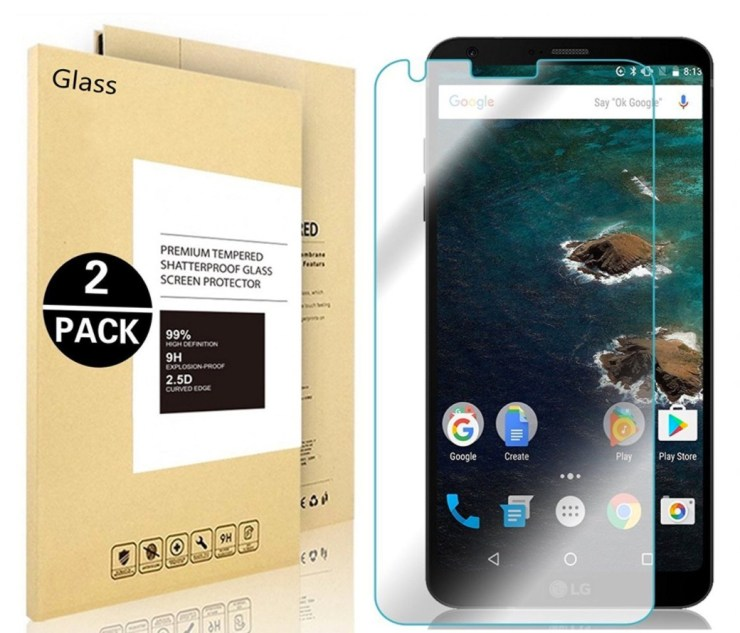 Vigeer Tempered Glass 2-pack