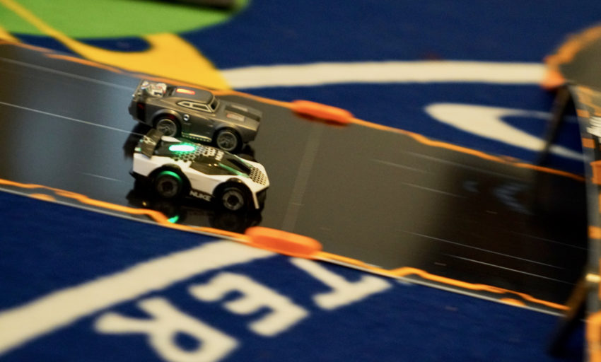 Anki OVERDRIVE: Fast & Furious Edition Review: Nuke Phantom vs Ice Charger