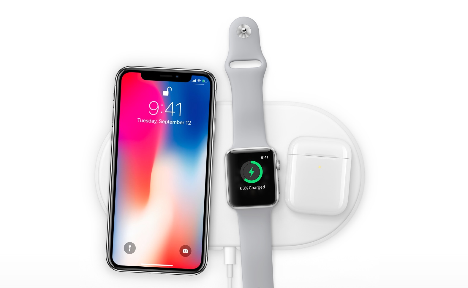 apple iphone 8 case charger