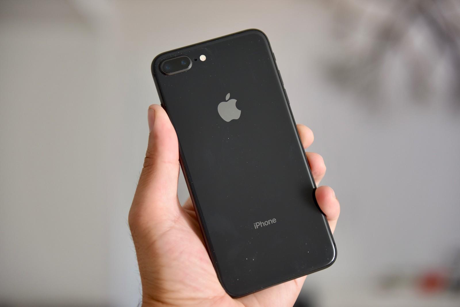 Problem Iphone 8