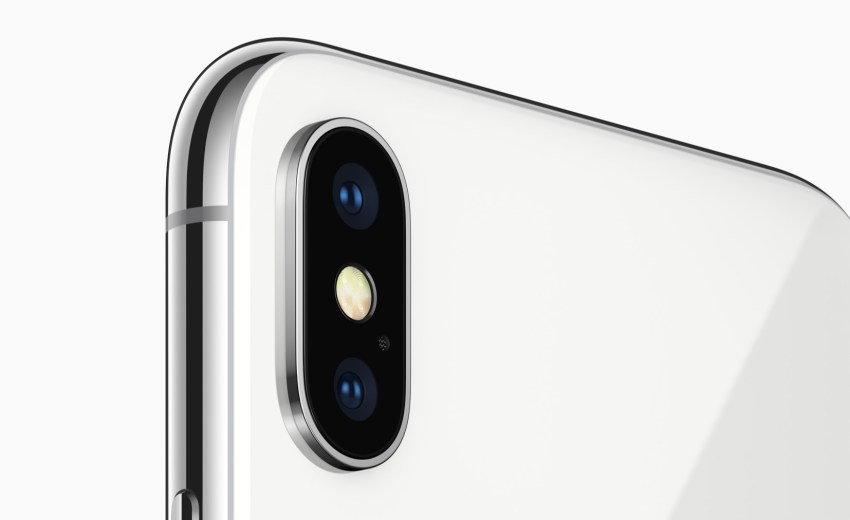 The iPhone X camera is better than the iPhone 8 and iPhone 8 Plus cameras.