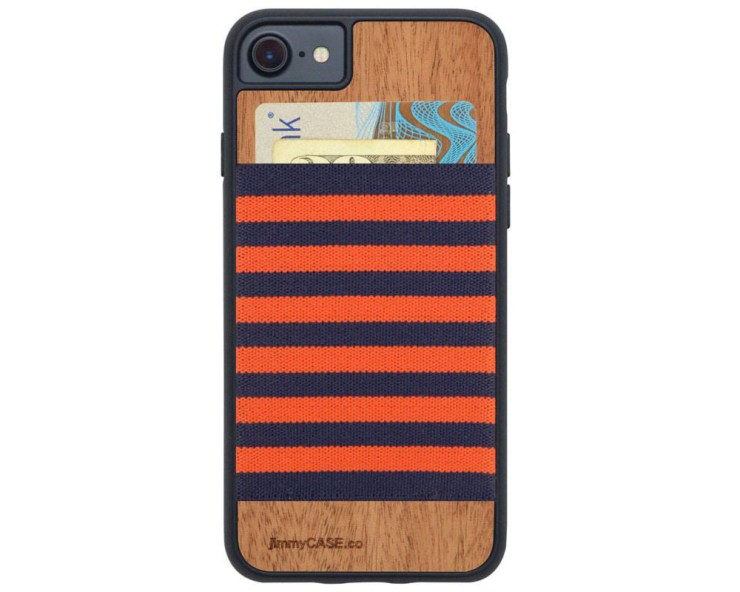 JIMMYCase iPhone 8 Wallet Case