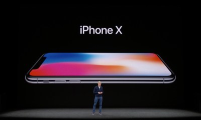 This is the iPhone X. Here are the new iPhone X features you'll love and a few you'll hate.