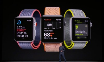 The new Apple Watch ships with watchOS 4.0, but you can install it on your watch next week.