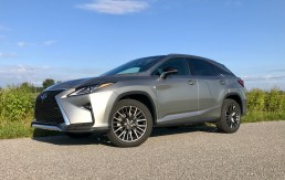 2017 Lexus RX 350 F Sport Review - 22