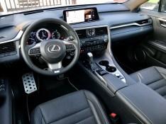 2017 Lexus RX 350 F Sport Review - 5