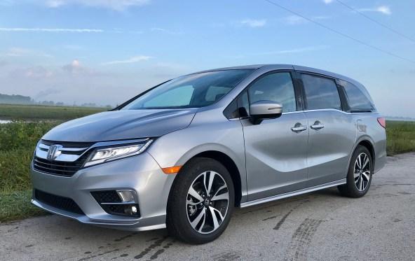 2018 Honda Odyssey Review - 15
