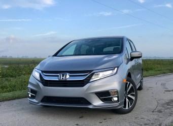 2018 Honda Odyssey Review - 7