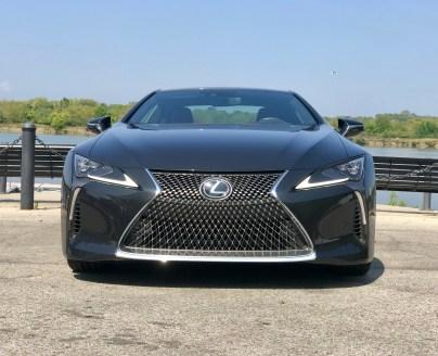 2018 Lexus LC 500 Review - 12