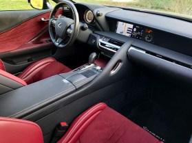 2018 Lexus LC 500 Review - 16