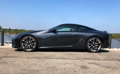 2018 Lexus LC 500 Review - 26