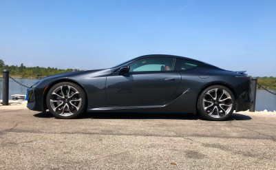 2018 Lexus LC 500 Review - 26