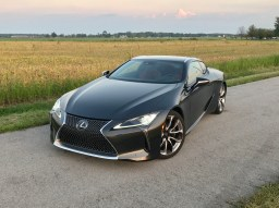 2018 Lexus LC 500 Review - 33