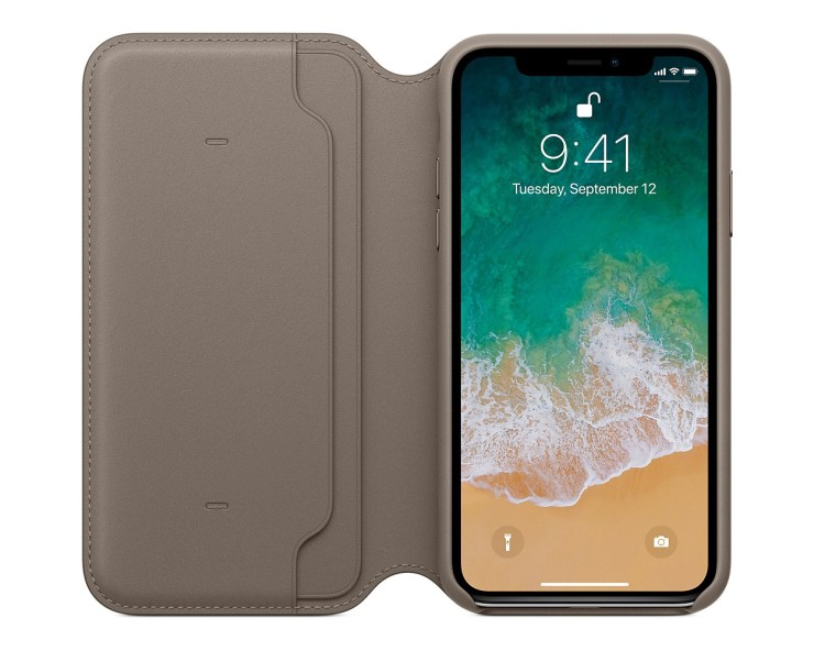 Apple iPhone X Folio