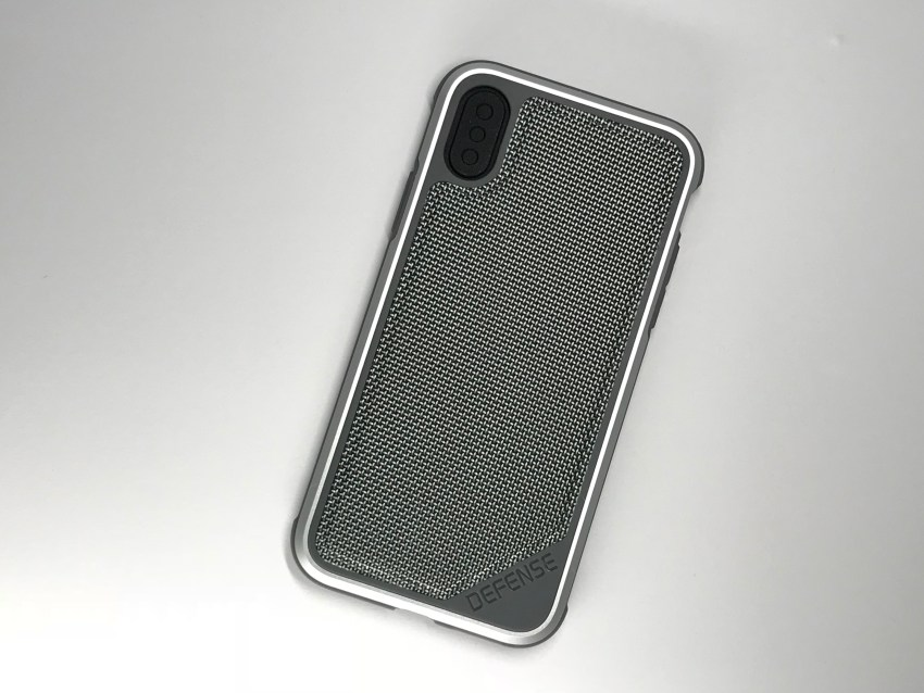 x-doria Defense Lux iPhone X Case