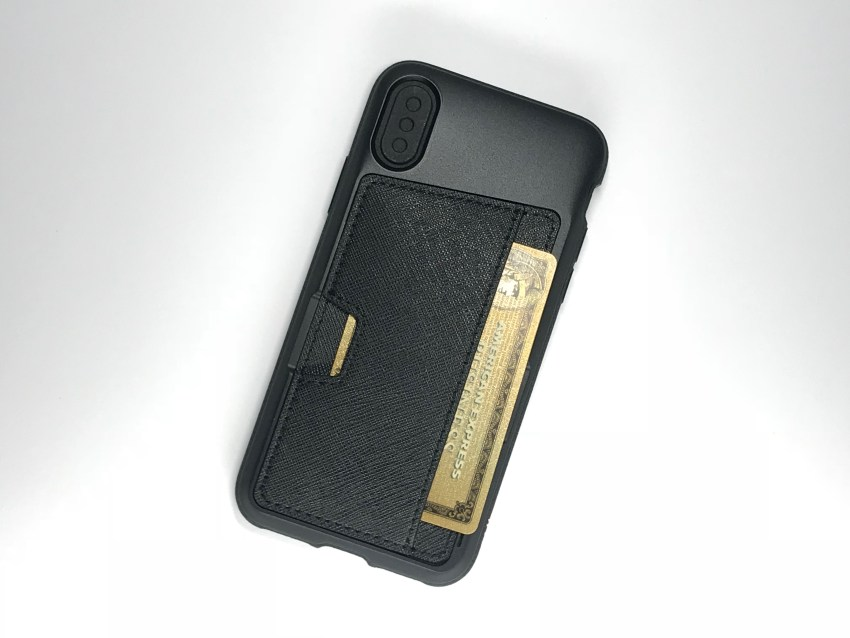 Silk Q-Card iPhone X Wallet Case