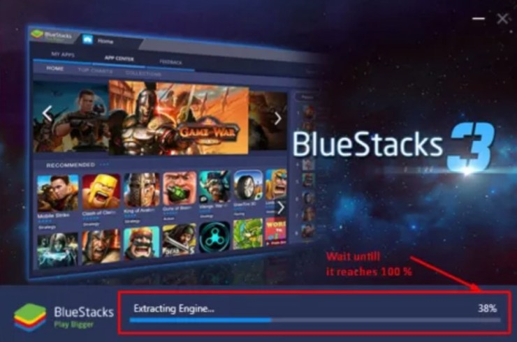 Bluestacks 3 & 4