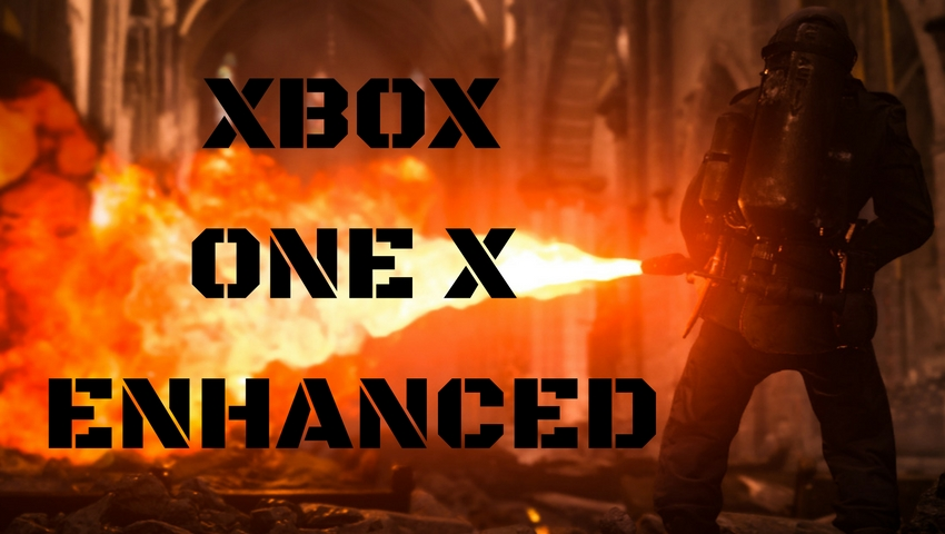 Call of Duty: WWII is now Xbox One X Enhanced.