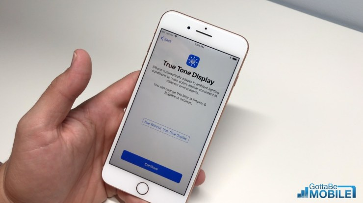 iPhone 8 setup takes about 10 to 15 minutes with no problems, and longer to restore.